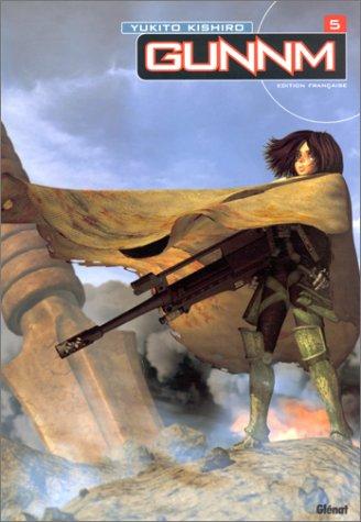 Gunnm, tome 5: Kishiro, Yukito
