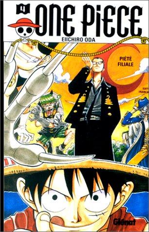 9782723434812: One Piece, tome 4 : Piété filiale