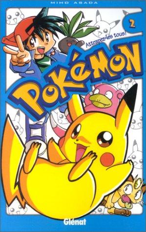 9782723435291: Pokemon, attrapez-les tous !, tome 2