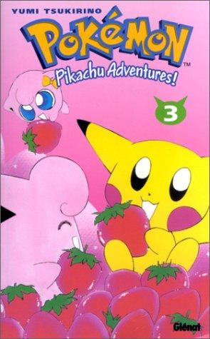 Pikachu Adventures, tome 3: Yumi Tsukirino