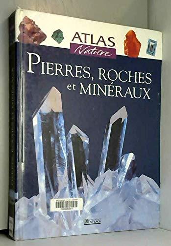 9782723437394: Pierres, roches et minéraux (Atlas nature)