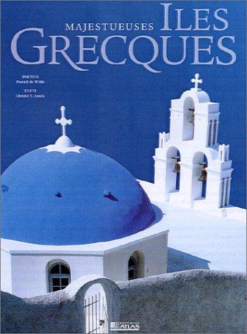 9782723438049: Majestueuses Iles Grecques
