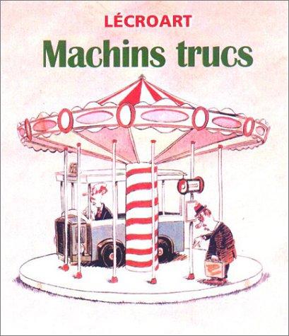 9782723439152: Machins trucs (Humour)