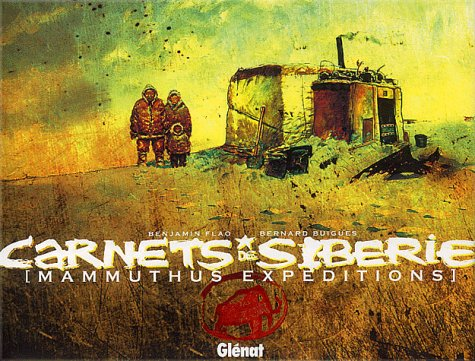 9782723439442: Carnets de Sibérie : Mammuthus expeditions (Sillage)