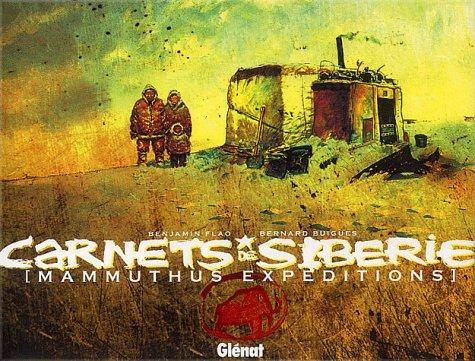 9782723439442: Carnet de Sibérie : Expéditions mammouths