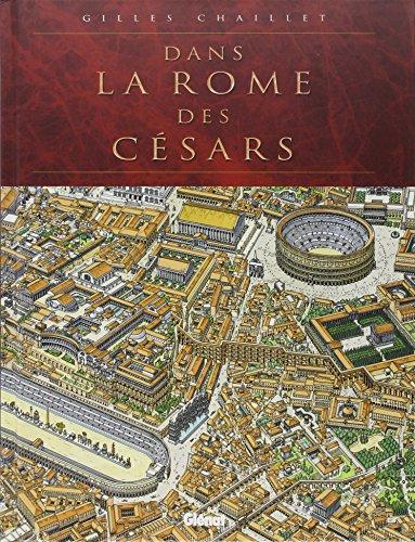 9782723440509: Dans la rome des cesars