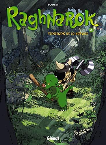 9782723441995: Raghnarok, tome 3 : Terreurs de la nature