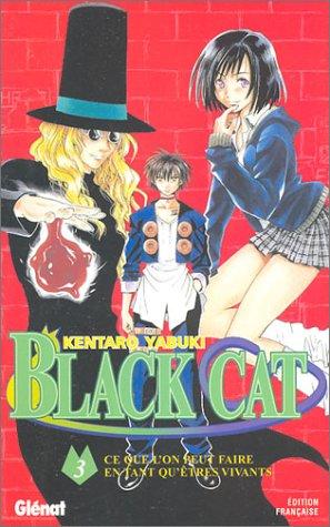 9782723442206: Black cat Vol.3