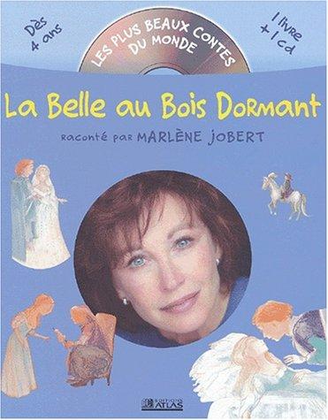 9782723443012: Contes du monde : La Belle au Bois Dormant (livre + CD audio)
