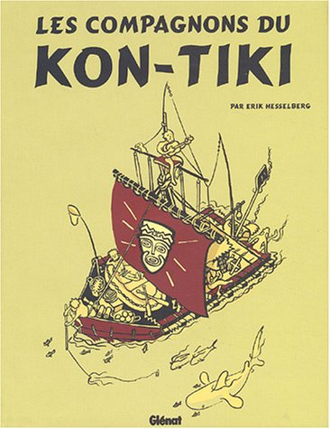 Les compagnons du Kon-Tiki: Erik Hesselberg