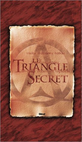 9782723444088: Le Triangle secret, tomes 1 à 3 (Coffret)