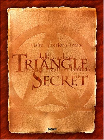 9782723445412: Le Triangle secret, tomes 4 à 7 (Coffret)