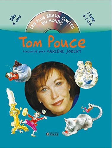 9782723446426: Tom Pouce (CD audio inclus)
