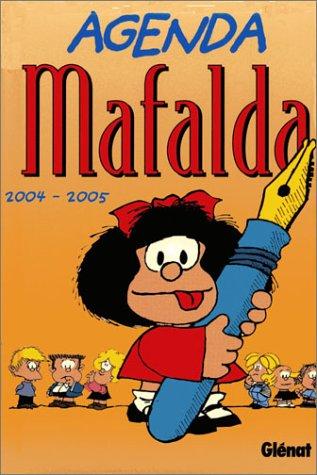 9782723446525: Agenda Mafalda (Bandes Dessin E)