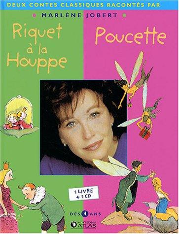 9782723448765: Riquet a la houppe + poucette (Plus beaux Contes du Monde)