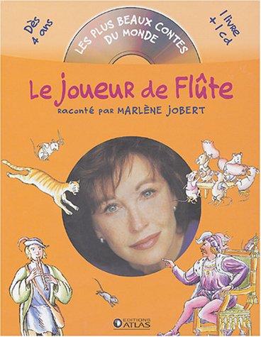 9782723448772: Le joueur de Flûte (1CD audio)