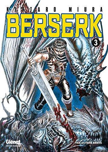 9782723449021: Berserk - tome 03 (Seinen Manga)