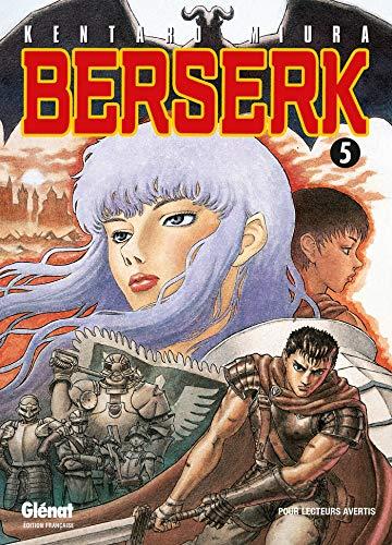 9782723449045: Berserk - tome 05 (Seinen Manga)