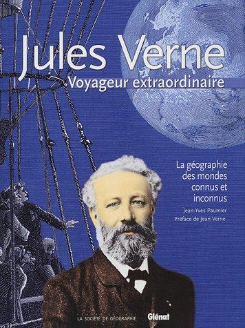9782723449823: Jules Verne : Voyageur extraordinaire