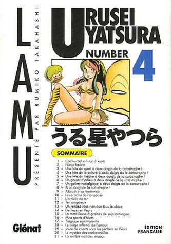 9782723450195: Urusei Yatsura, Tome 4 :