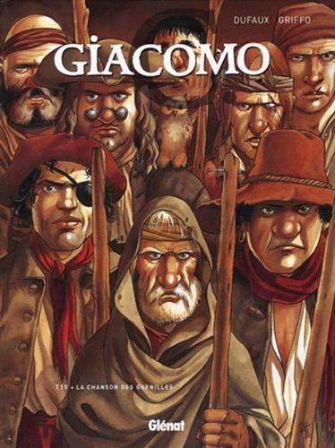 GIACOMO C.T15 : LA CHANSON DES GUENILLES: DUFAUX JEAN