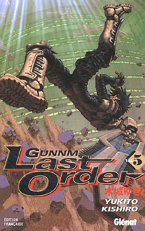 9782723450713: Gunnm Last Order Vol.5