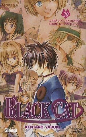 BLACK CAT T.20: YABUKI KENTAR�
