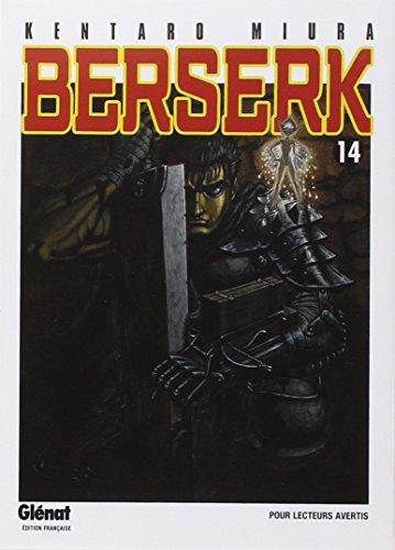 9782723454377: Berserk (Gl�nat) Vol.14