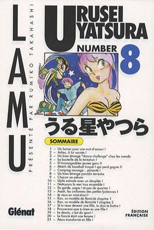 9782723454438: Urusei Yatsura, Tome 8 (French Edition)