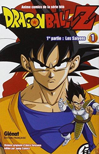 9782723457897: Dragon Ball Z, Tome 1 : Les Sa\
