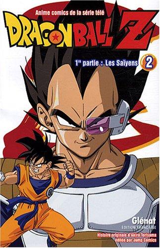 """Dragon Ball Z, Tome 2 : Les Sa\""""iyens : Première partie (2723457907) by AKIRA TORIYAMA"""