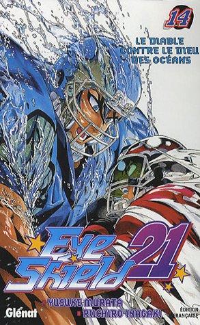 9782723458115: Eye Shield 21 Vol.14