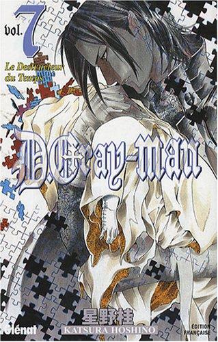 9782723458207: D.Gray-man Vol.7