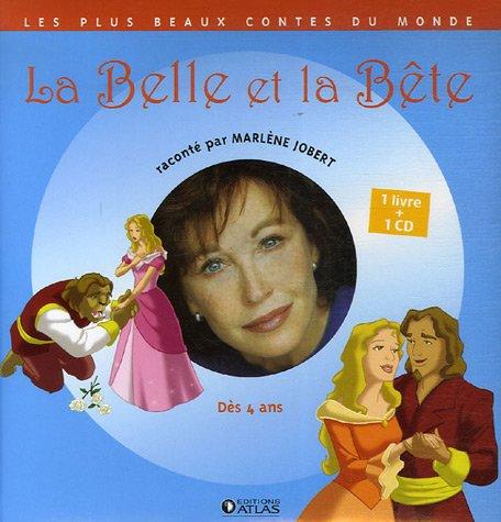 9782723459259: La Belle et la Bête (1CD audio)