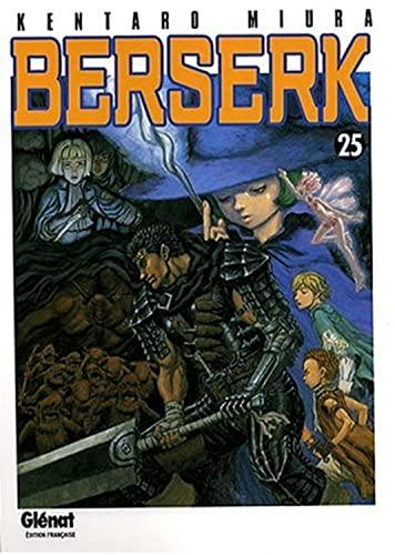 9782723459617: Berserk, Tome 25 : (Seinen Manga)