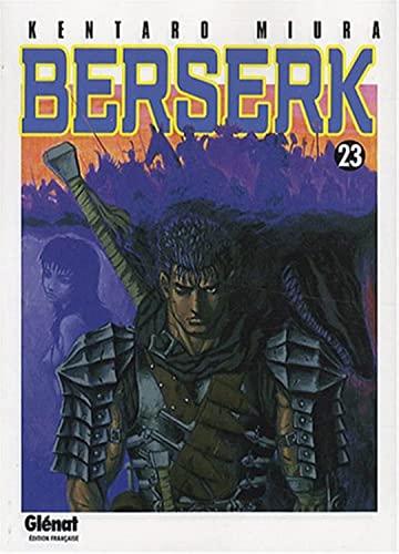 9782723459631: Berserk (Gl�nat) Vol.23