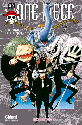 One Piece, Tome 42 (French Edition) (9782723460606) by EIICHIRO ODA