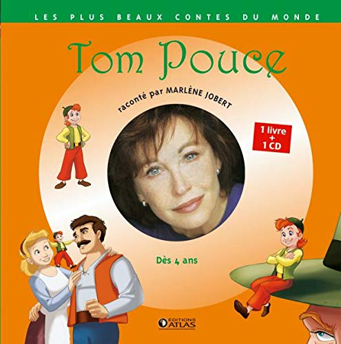 9782723461221: Tom Pouce (1CD audio)