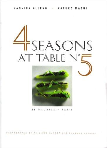 4 SAISONS A LA TABLE N 5: MASUI ALLENO