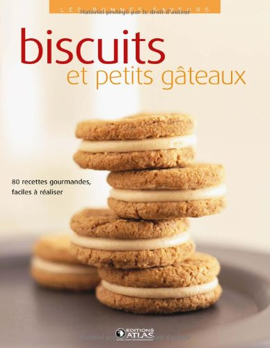 9782723465472: Biscuits et petits gâteaux (French Edition)