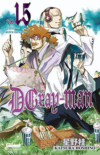 9782723468008: D.Gray-man Vol.15