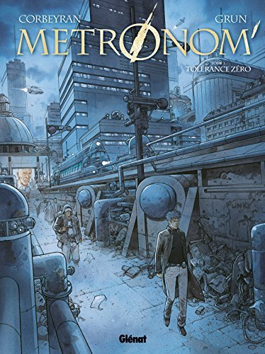 9782723468114: Metronom', Tome 1 (French Edition)