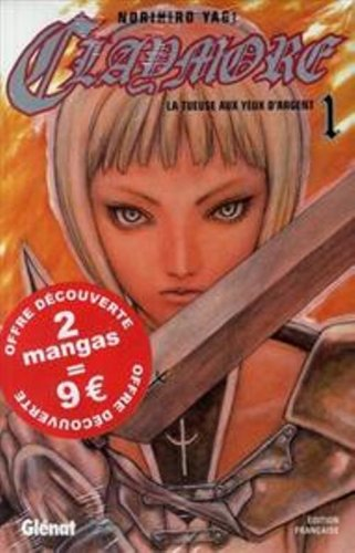 9782723469135: Pack Claymore - Tome 1 + Tome 2