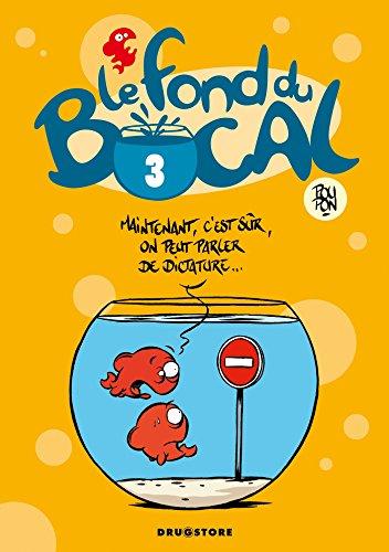 FOND DU BOCAL T03 (LE): POUPON NICOLAS