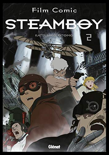 9782723470469: Steamboy, Tome 2 (French Edition)