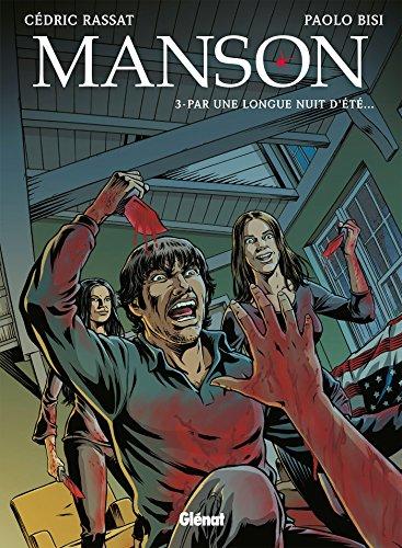 9782723471541: Manson, Tome 3 : Par une longue nuit d'été... : Avec un coffret
