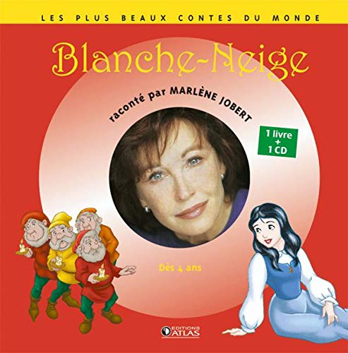 BLANCHE-NEIGE + CD: JOBERT MARL�NE