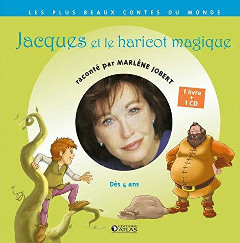 Jacques et le haricot magique (French Edition): MARLà ¿½NE JOBERT