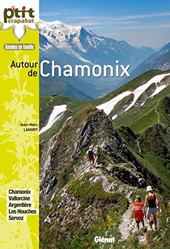 9782723473934: Autour de Chamonix