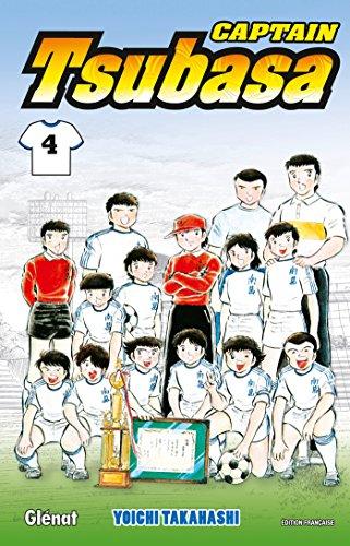 9782723474610: Captain Tsubasa - Olive et Tom Vol.4